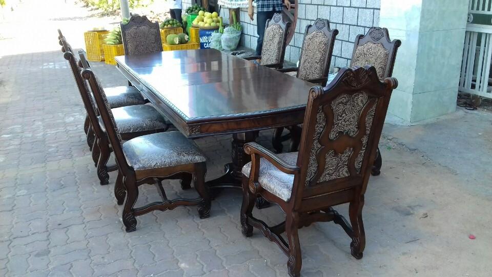 Bộ bàn ghế xuất mỹ